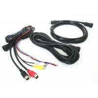 Quality 13 Pin to 4 Pin RCA BNC Cable Connector for Car Camera Security System for sale
