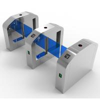 China Automatic Opening Swing Turnstile Barrier Gate Handicapped Wide Channel Smart Card Access Control on sale
