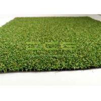 Quality Packed By Roll Professional Synthetic Turf Grass , PE Golf Putting Green for sale