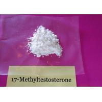Quality Oral Anabolic Steroids Raw Powders 17-methyltestosterone for Bodybuilding 58-18-4 for sale
