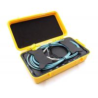 Buy cheap OTDR multi mode fiber optic SC-SC launch 3.0 LSZH cable OM3 50/125 patch cord from wholesalers
