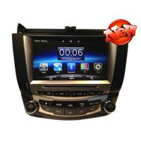 Quality 2 Din Honda DVD Navigation System CD TV Anti-shock for Accord ST-6109 for sale