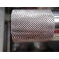 Quality Grain Pattern Metal Steel Embossing Roller For engrave pattern for sale