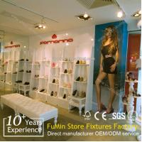 Buy High quality retail store clear acrylic shoes display stand/ holder at wholesale prices