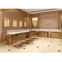 Buy Contemporary Jewelry Product Showroom Display Cases With Pre - Assembled Structure at wholesale prices