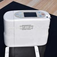 Quality High quality portable oxygen concentrator with battery and equivalent to 5L continuous flows for sale