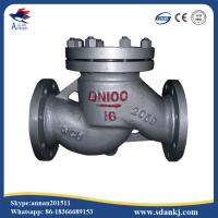 Quality Stainless Steel Lift Check Valve for water gas PN16 PN25 PN40 for sale