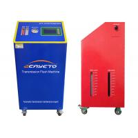 Quality Atf Oil Change Machine Exchange In A Short Time 150W Power Red Blue Color for sale