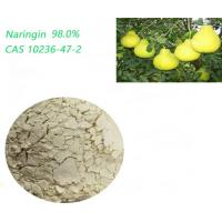 Quality Natural Citrus Aurantium Powder Naringin Extract Light Yellow In Nutritional Supplements for sale