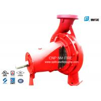 Quality Horizontal End Suction Centrifugal Pumps 134 Meter Ductile Cast Iron Casing for sale