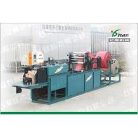 Quality Wax coated paper bag making machine factory price for sale