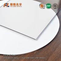 11mm Iridescent Anti Static Acrylic Sheet / Pmma Sheet For Computer Device