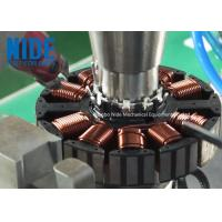 Quality BLDC Armature Needle Coil Winding Machine For Brushless Motor 120 Rpm Efficiency for sale