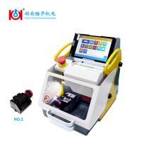 Quality SGS FCC Approve Automotive Key Cutting Machine Portable Key Code Cutting Machine for sale
