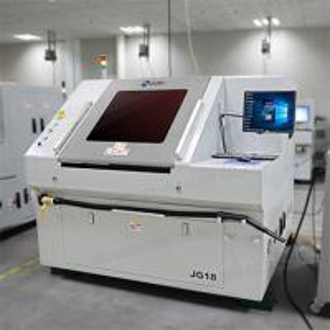 China CVL / FPC / RF / PCB Laser Cutting Machine High Accuracy ±1μm on sale