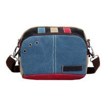 Quality Blue sling bags canvas Handbag women tote bags for sale