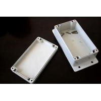 Quality Single Multi Cavity Injection Plastic Parts / Injection Molded Cases Customized for sale