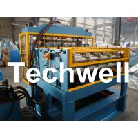 Quality 0 - 12m/min Curving Speed / PLC Control Roof Crimping Curved Machine for Roof Curving for sale