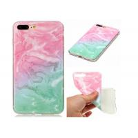 Quality Marble Protective Phone Cases For iPhone X / Soft TPU IMD Marble Cover for sale