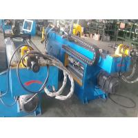 Quality Heating Single Head Hydraulic Tube Bending Machines Water Cooling With 4KW 110V for sale