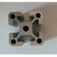 Quality Cars , Trains Machinery Industrial Black , Golden Aluminium Profile PVDF Coating for sale