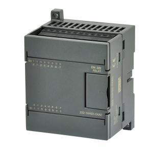 Quality 24V Automatic Direct Logic PLC EM222 16 DO Compatible Siemens S7 200 PLC for sale