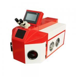 Quality Red Copper Jewelry Laser Welder, User Friendly Mini Laser Welding Machine for sale
