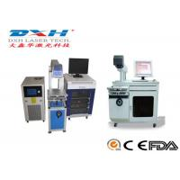 Quality 20W CNC YAG Laser Marking Machine / Equipment For Memory Card ≤7000mm/S Speed for sale