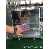 Aluminum Block Rotomoulding Moulds With Mirror Surface Treatment For Cooler