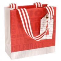 "China ""Merry merry"" gift bag for wedding gifts packaging on sale"