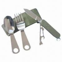 Quality Flatware set, made of stainless steel for sale