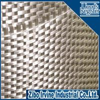Jushi fiberglass woven roving with epoxy to make boat hull
