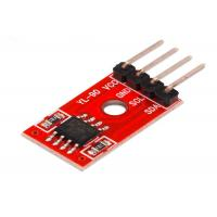 Quality 3.3-5V Interface Port EEPROM Memory Module Dupont Cable For DIY Electronic Car for sale