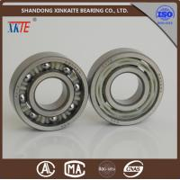 China OEM manufacturer direct supply deep groove ball bearing 6204TN C3/C4 conveyor components on sale