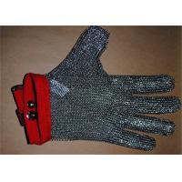 Quality Anti-spear Knife Stainless Steel Gloves With Five Fingers For Slaughterhouse for sale
