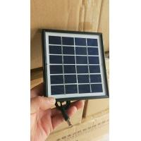 Quality Chinese Super Efficient Solar Cells PET Laminated Solar Panel ZW-3W-2 Chinese mini solar panel for sale