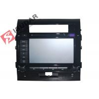 Quality 5 Inch Display Screen Toyota DVD GPS Navigation Toyota Land Cruiser Dvd Player Wince System for sale