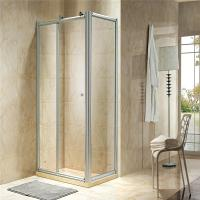 Quality Bathroom Economic Model 6mm Sliding Glass Shower Room Enclosure for sale