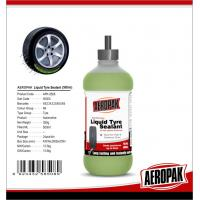 Quality Non Toxic Car Tyre Puncture Repair Sealant Organic Polymer 350ml / 500ml for sale