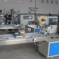 Quality Automatic Horizontal Packaging Machine with Digital Control and Positioned Stop Function for sale