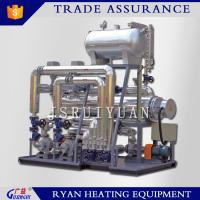 Quality electric industrial carbon steel thermal oil heater design for sale