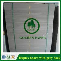 Quality Duplex board with white back for sale