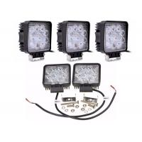 """Quality Daytime DRL Boat  4"""" 27 Watt LED Work Lights With Diecast Aluminum Housing for sale"""
