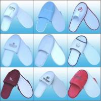 China Hotel Slippers,Disposable EVA Slippers,Terry Towel Slipper on sale