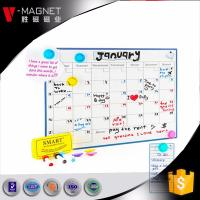 Buy wholesale magnetic calendar for refrigerator on Amazon  magnetic board for monthly weekly planner  dry earse board at wholesale prices