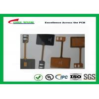 Quality Quick Turn PCB Prototypes FPC  with Surface Treatment - Ni / Au ENIG Polyimide high Tg polyimide for sale