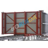 Quality Double Cage Building Material and Passenger Hoist Elevators 150m Lifting Height for sale