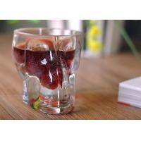 Buy Stemless Lead Free Cut Glass Shot Glasses 65ml Glassware For Bar Party at wholesale prices