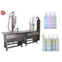 Quality Vacuum Crimping Oxygen Gas Filling Machines for sale