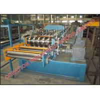 China Adjustable Purlin Roll Forming Machine / C Z Purlin Machine 415V / 440V on sale